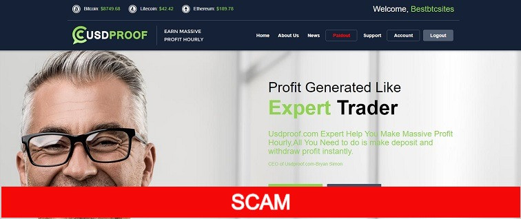 New hourly paying hyip site