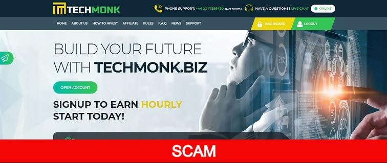 techmonk.biz hyip review