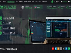 Plazer.biz Review : High daily profit returns of up to 7.2%