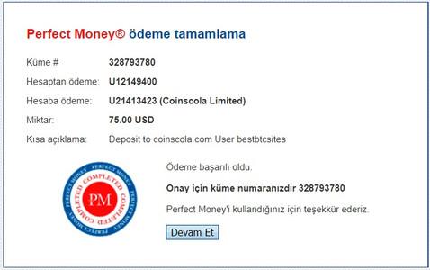 coinscola.com hyip site payment proof