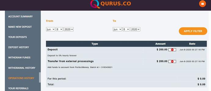 Qurus.co make money online