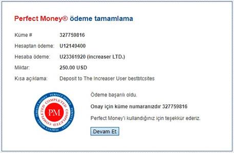 inceaser.io hyip site deposit details