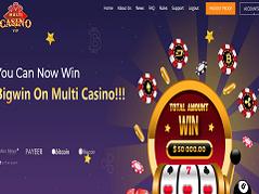 Multi-casino.vip Review (SCAM) : 0.25% profit return every hour