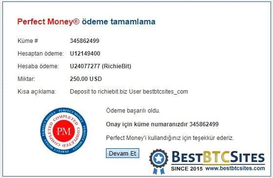 richiebit.biz investment proof