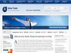 Ashertrade.com Review : 5% - 7% Daily For 45 Days