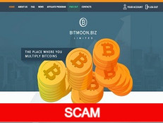 Bitmoon.biz Review (SCAM) : 0.13% - 0.25% hourly for 30 days