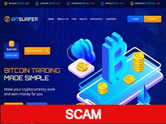 Bitsurfer.biz Review (SCAM) : 7% - 28% daily forever