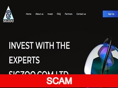 Sigzoo.com Review (SCAM) : 7% daily for lifelong