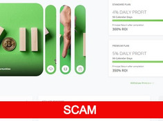 Cryptonode.ltd Review (SCAM) : Online investment 1% - 2% Daily Forever