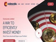 Coinscola.com Review (SCAM) : New Hyip Up to 12% Daily Profit Income