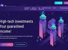 Benacooper.com Review : Lifetime Daily 10% - 20% Profit Return