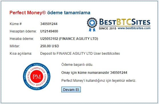 finance-agility.com payment proof.