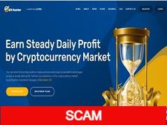 Bit-hunter.com Review (SCAM) : 4% - 10% daily forever