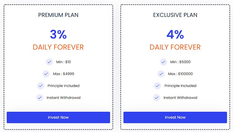 prowhale.global investment plans