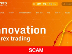 Crypto-industry.biz Review (SCAM): New Hourly Paying Hyip Site