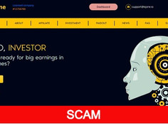 Iqone.io Review (SCAM) : 0.08% - 5% Hourly Forever Hyip Site