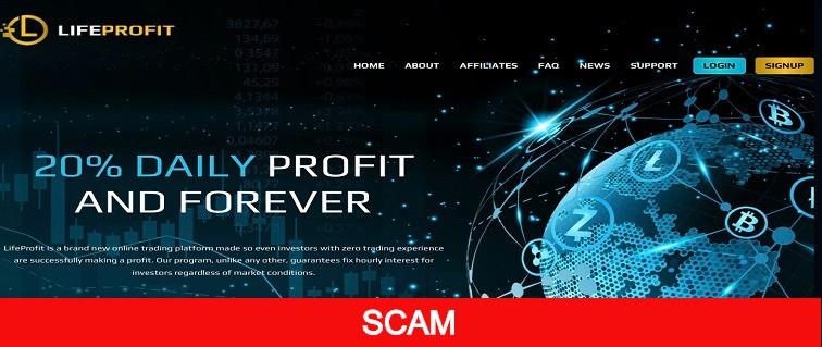 lifeprofit.io new hyip investment site