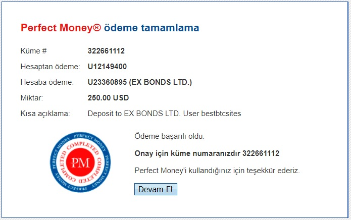 exbonds.com new profitable plans