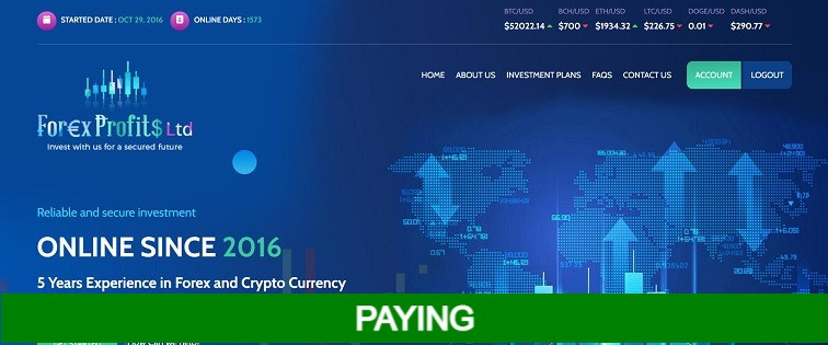 new hyip site review