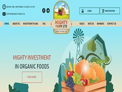 Mightyfarm.ltd Review (SCAM) : Earn up 1.60% Daily For 360 Days Long-term Investment Plans