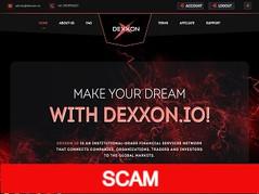 Dexxon.io Review (SCAM) : 6% - 20% daily for lifetime