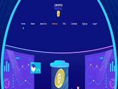 Cryptoportal.cc Review : 0.08% - 3.5% Hourly For Lifetime Hyip Site