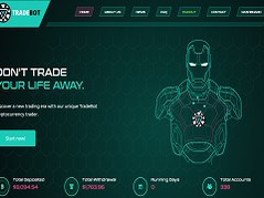 Tradebot.systems Review (SCAM) : 0.08% - 6% Profit Return per Hour For Lifetime