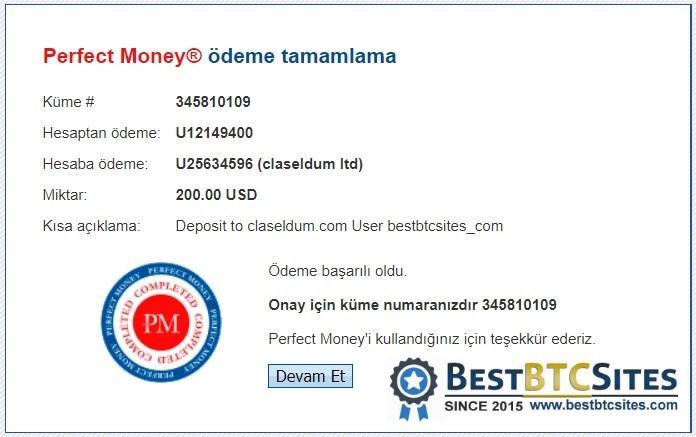 claseldum.com payment proof