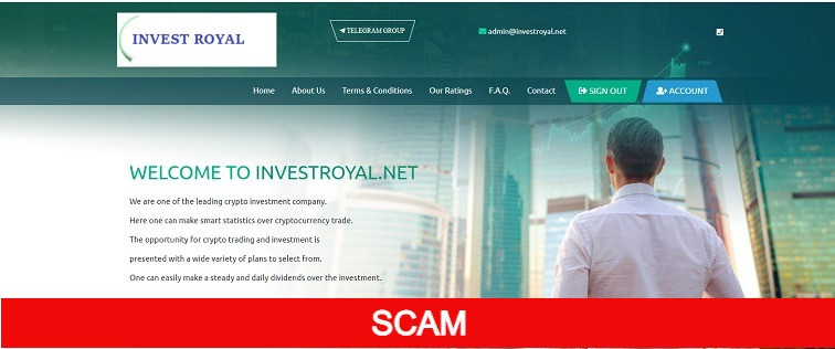 investroyal.net new hyip site paying forever