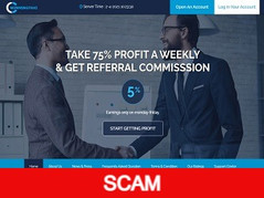 Winningtaxi.com Review (SCAM) : Earn up to 75% weekly income