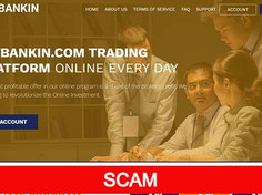 Bitbankin.com Review (SCAM) : New Investment Site Earn Up To 40% Daily