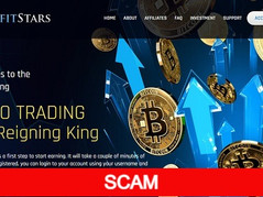 Profitstars.io Review (SCAM) : New Hyip 10% - 20% daily forever