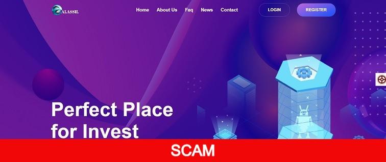 alassil.biz new online investment hyip site