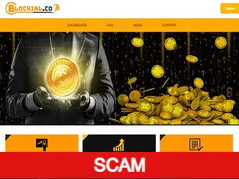 Blockial.co Review (SCAM) : 0.08% - 3.5% hourly forever