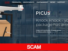 Picus.biz Review (SCAM) : Opportunity of return on profits up to 3000%