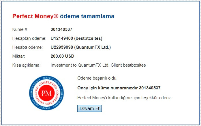 hyip site payment proof