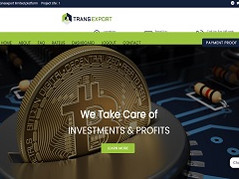 Transexport.biz Review (SCAM) : 3% - 7% Daily forever