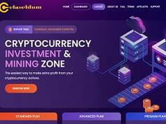 Claseldum.com Review (SCAM) : 10% - 20% daily forever