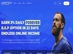Loantech.top Review (SCAM) : Hyip Site 3% Daily Payout Forever