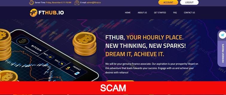 fthub.io new hyip site review
