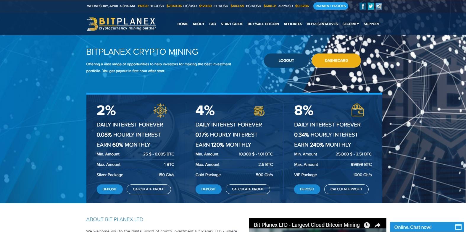 double bitcoin legit