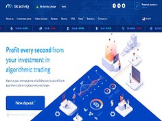 Bitactivity.biz Review : New Hyip Every Second Profit Return