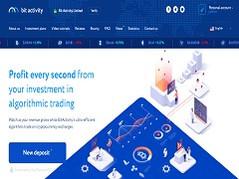 Bitactivity.biz Review (SCAM) : New Hyip Every Second Profit Return