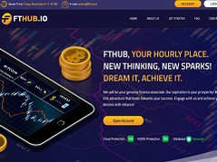 Fthub.io Review (SCAM) : 0.1% - 1% for 480 hours