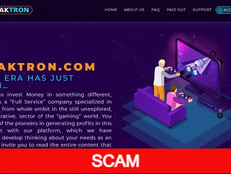 Sneaktron.com Review (SCAM) : 3% - 6% daily   hourly accrual