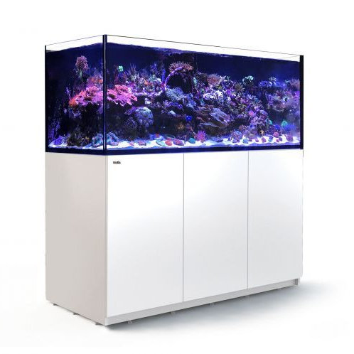 Red Sea Reefer XXL 625 Aquarium & Cabinet White