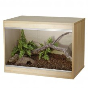 Vivexotic Repti-Home Vivarium - Small Oak 57.5x37.5x42cm