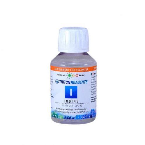 Triton Trace Base Iodine (100ml)