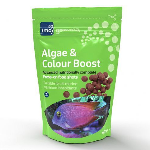 Gamma Algae & Colour Boost 60g - press on food shots
