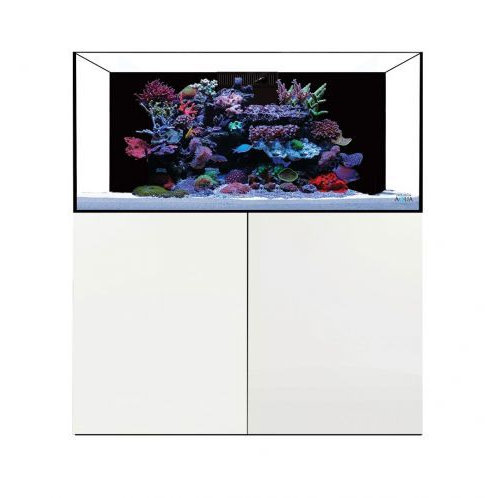 EA Reef Pro 1200 and Cabinet in Gloss White